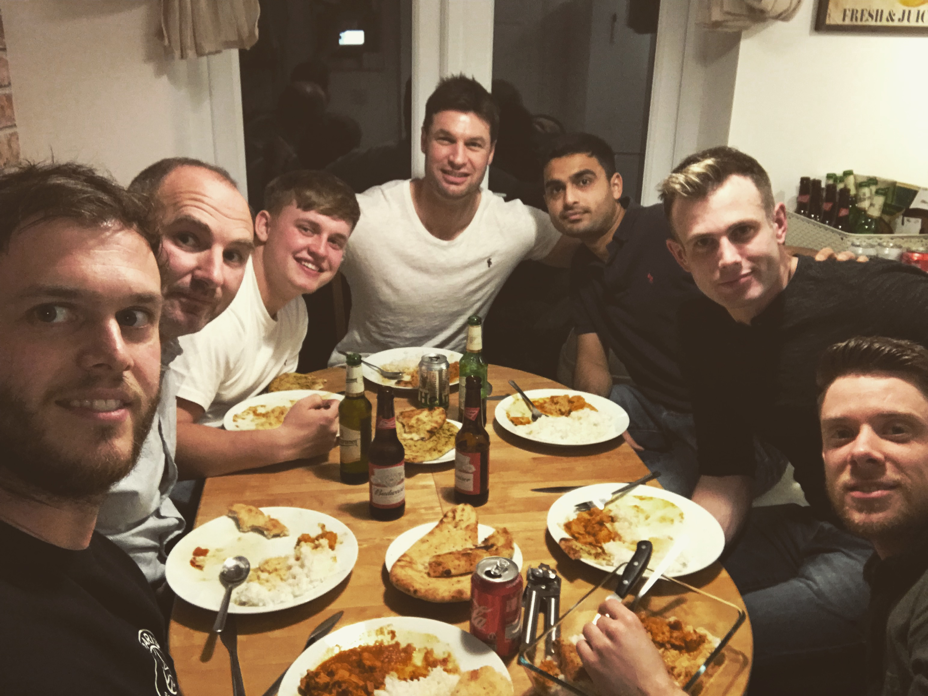 1st XI Curry