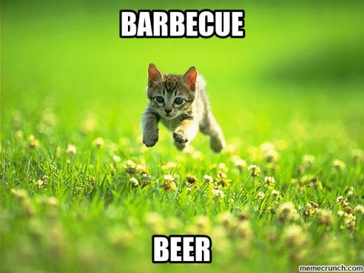 BBQ Friday 26 July